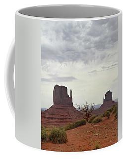Overcast Mittens Coffee Mug