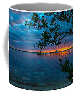 Overcast Sunrise Coffee Mug
