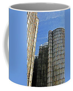 Coffee Mug featuring the photograph Overgrown And Underused by Kay Lovingood