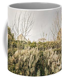 Overgrown English Garden Coffee Mug