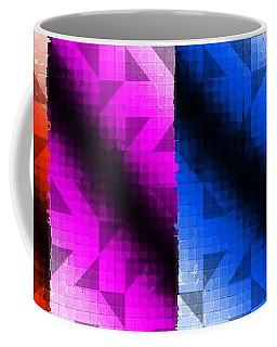 Overlayed Mask Coffee Mug