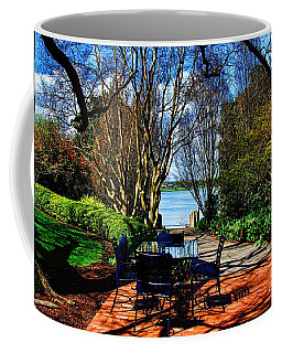 Overlook Cafe Coffee Mug