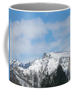 Overlooking Blodgett Coffee Mug by Jewel Hengen