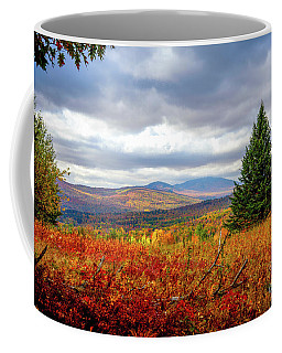 Overlooking The Foothills Coffee Mug