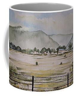 Overlooking The Hills Coffee Mug