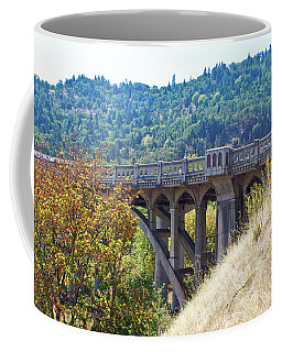 Overpass Underpinnings Coffee Mug