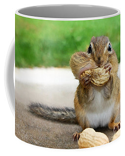 Overstuffed Coffee Mug