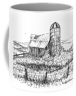Overtaken Coffee Mug