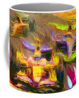 Overtaking Coffee Mug