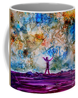 Overwhelmed Coffee Mug