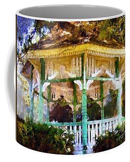 Owego Gazebo Courthouse Square Park Coffee Mug
