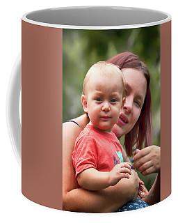 Owen Poses Coffee Mug