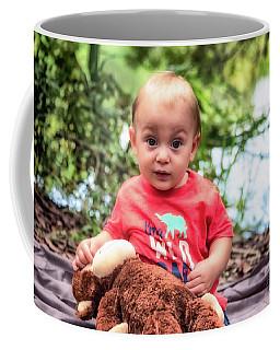 Owen Questions Coffee Mug