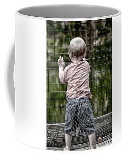 Owen Stands Coffee Mug
