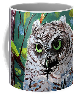 Owl Be Seeing You Coffee Mug