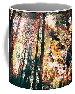 Owl Medicine 2015 Coffee Mug