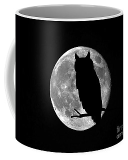 Owl Moon Coffee Mug by Al Powell Photography USA