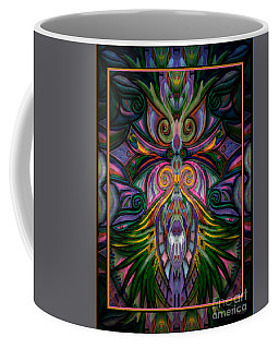 Owl Queen Coffee Mug