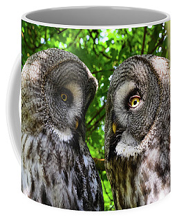 Owl Talk Coffee Mug