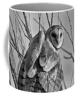 Owl Whites Coffee Mug