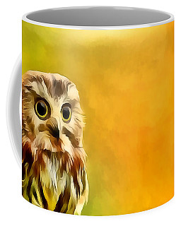 Owlet. Coffee Mug