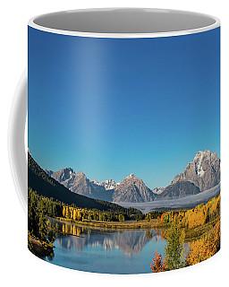 Oxbow Bend Coffee Mug by Mary Hone