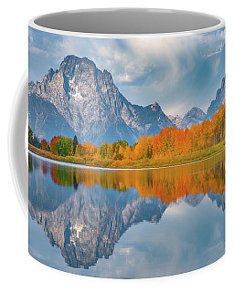 Oxbow's Autumn Coffee Mug