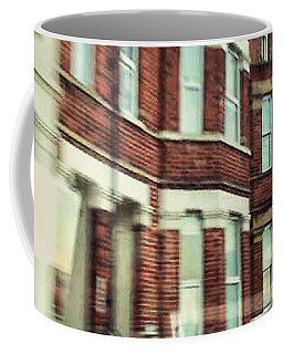 Coffee Mug featuring the photograph Oxford by Persephone Artworks