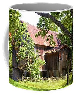 0036 - Oxford Red II Coffee Mug