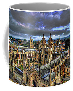 Oxford University - All Souls College Coffee Mug