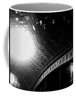 Oyster Bar At Grand Central Coffee Mug