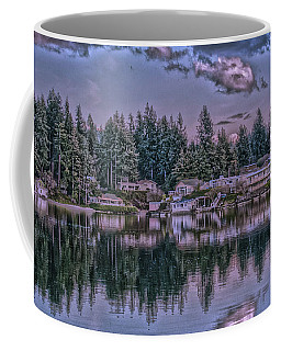Oyster Bay 1 Coffee Mug
