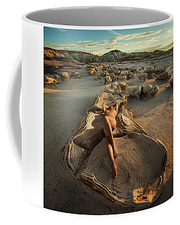 Oyster Bed Coffee Mug