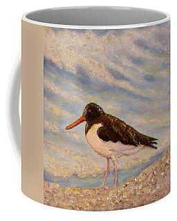 Oyster Catcher Coffee Mug