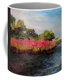 Oyster Pond Falmouth Coffee Mug
