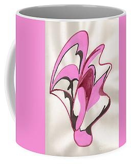 Oyster Shell Coffee Mug