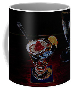 Oyster Shooter Coffee Mug