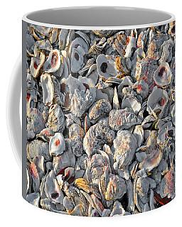 Oysters Shells Coffee Mug