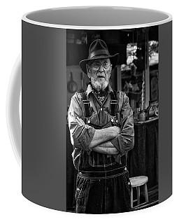 Ozark Mountain Citizen Coffee Mug