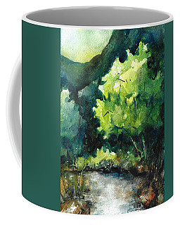 Ozarks Anywhere Usa A Study Coffee Mug