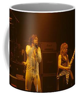Ozzy Ozbourne And Randy Rhoads Coffee Mug