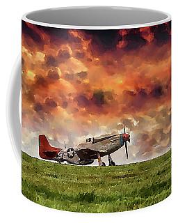 P51 Warbird Coffee Mug