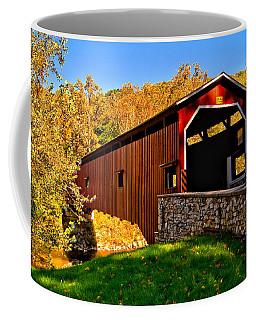 Pa Covered Bridge Coffee Mug