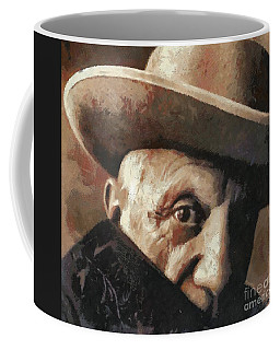 Pablo Picasso Coffee Mug by Dragica Micki Fortuna