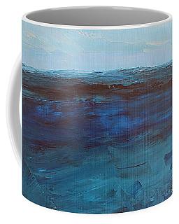 Pacific Blue Coffee Mug