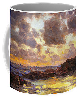 Pacific Clouds Coffee Mug