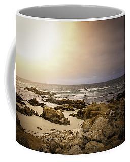 Coffee Mug featuring the photograph Pacific Coastline by Ryan Photography