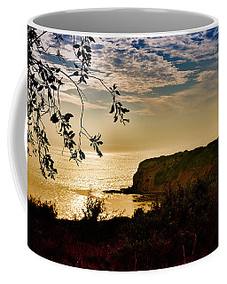 Pacific Cove Paradise Coffee Mug by Joseph Hollingsworth