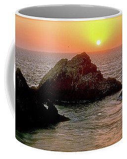 Pacific Express Coffee Mug
