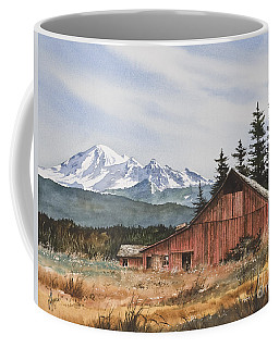 Pacific Northwest Landscape Coffee Mug